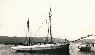 Astelena sailing ship